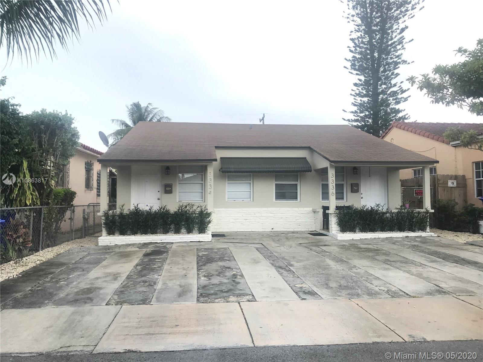 3334 SW 24th Ter  For Sale A10863817, FL
