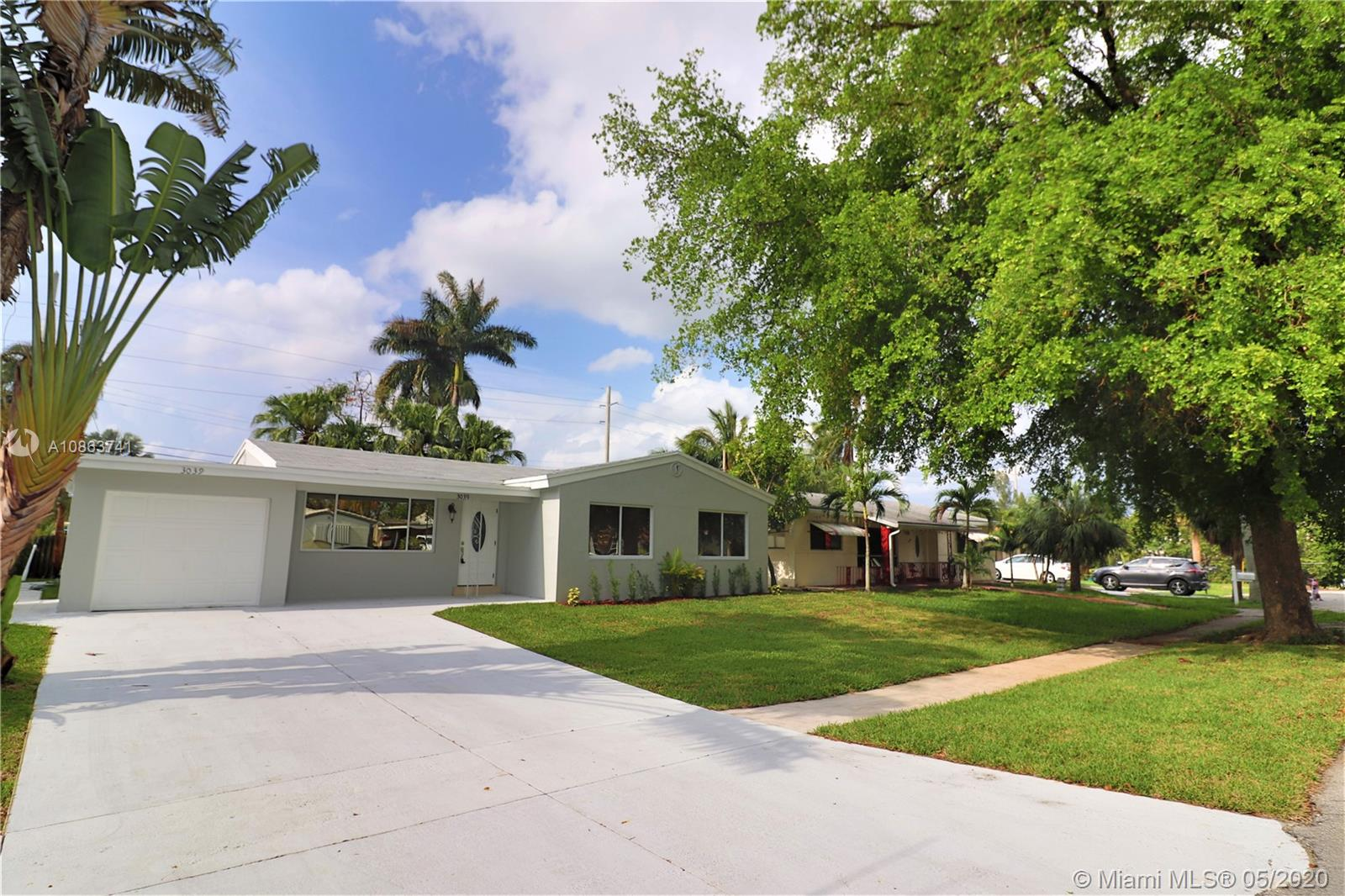 3039  Garfield St  For Sale A10863741, FL