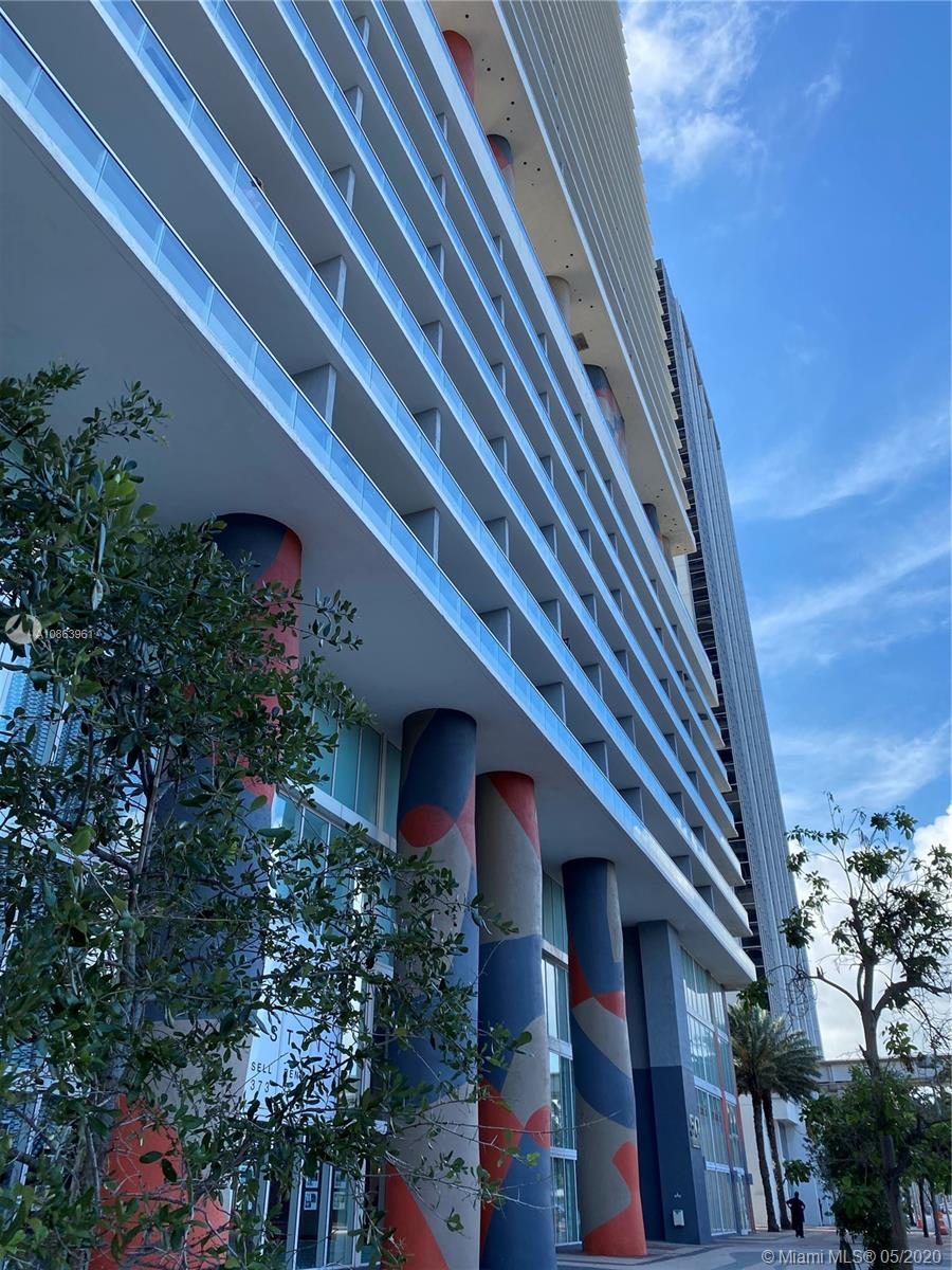 50  Biscayne Blvd #2005 For Sale A10863961, FL