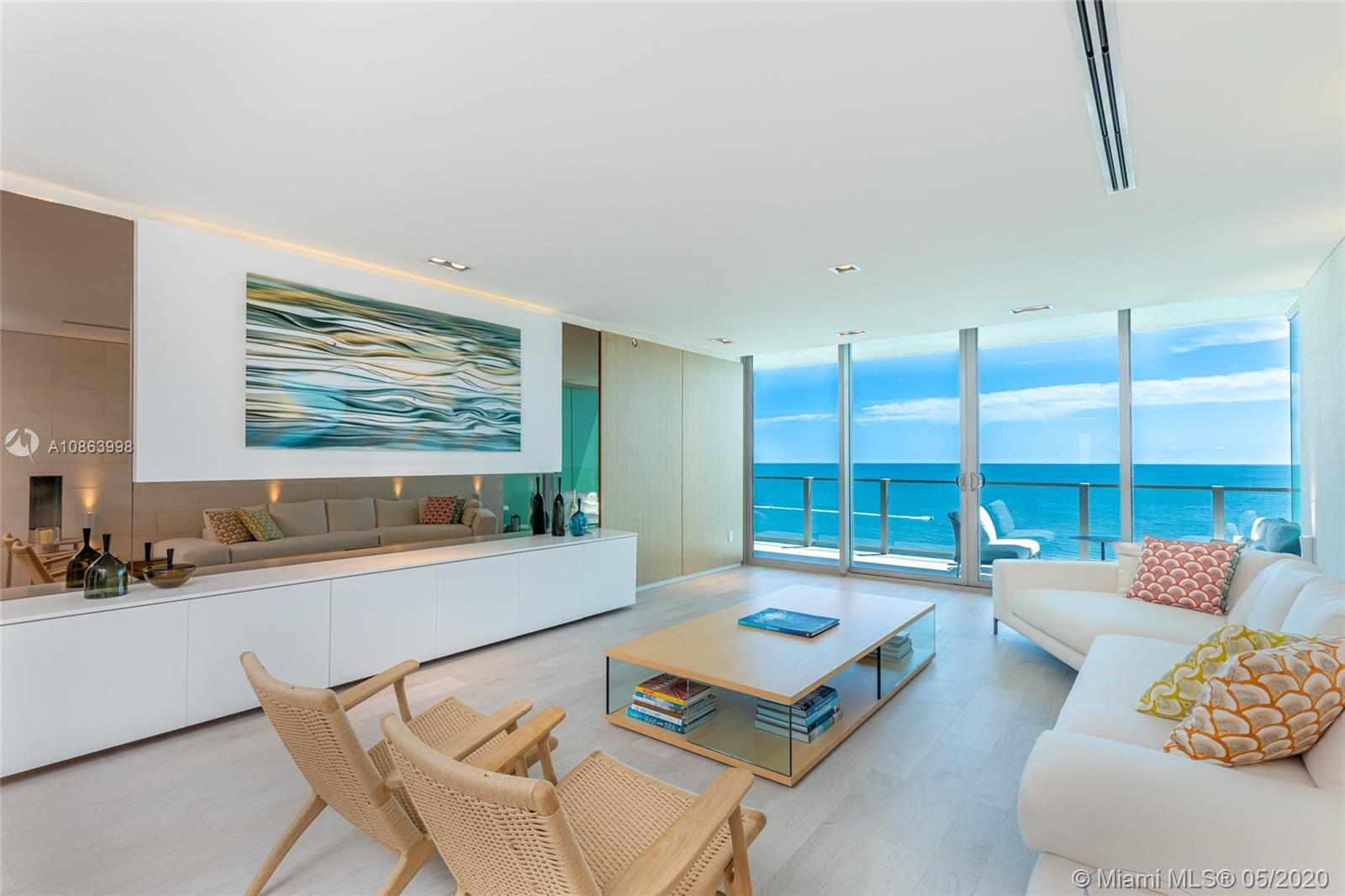 350  Ocean Dr #1206N For Sale A10863998, FL