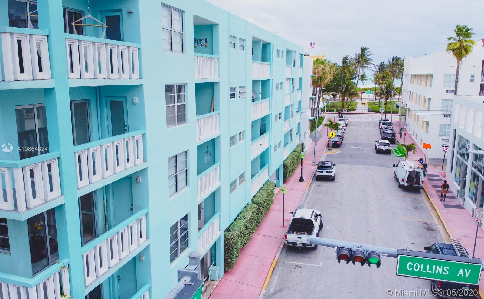 701  Collins Ave #3A For Sale A10864024, FL