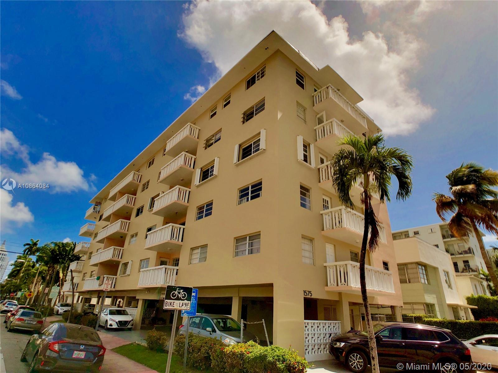 1575  Euclid Ave #505 For Sale A10864084, FL