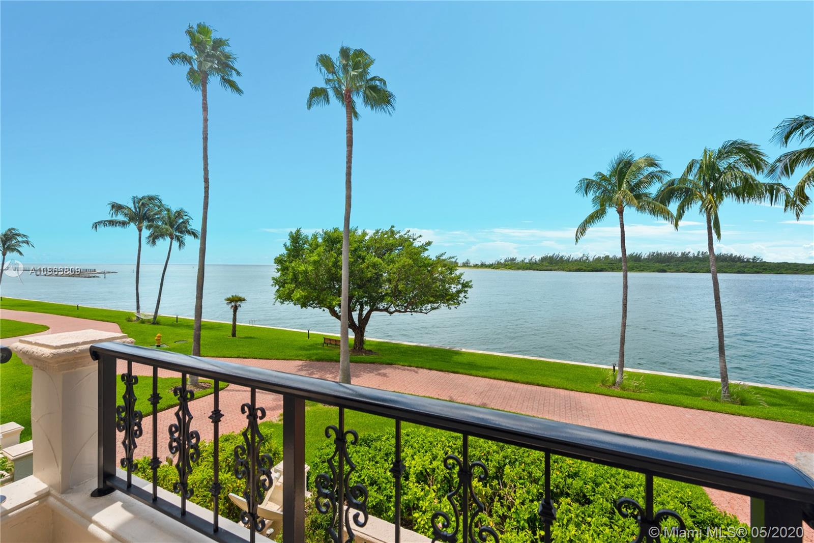 2422  Fisher Island Dr #5202A For Sale A10863809, FL