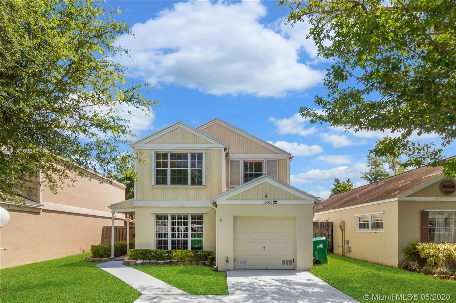 12805 SW 146th Ln  For Sale A10864377, FL