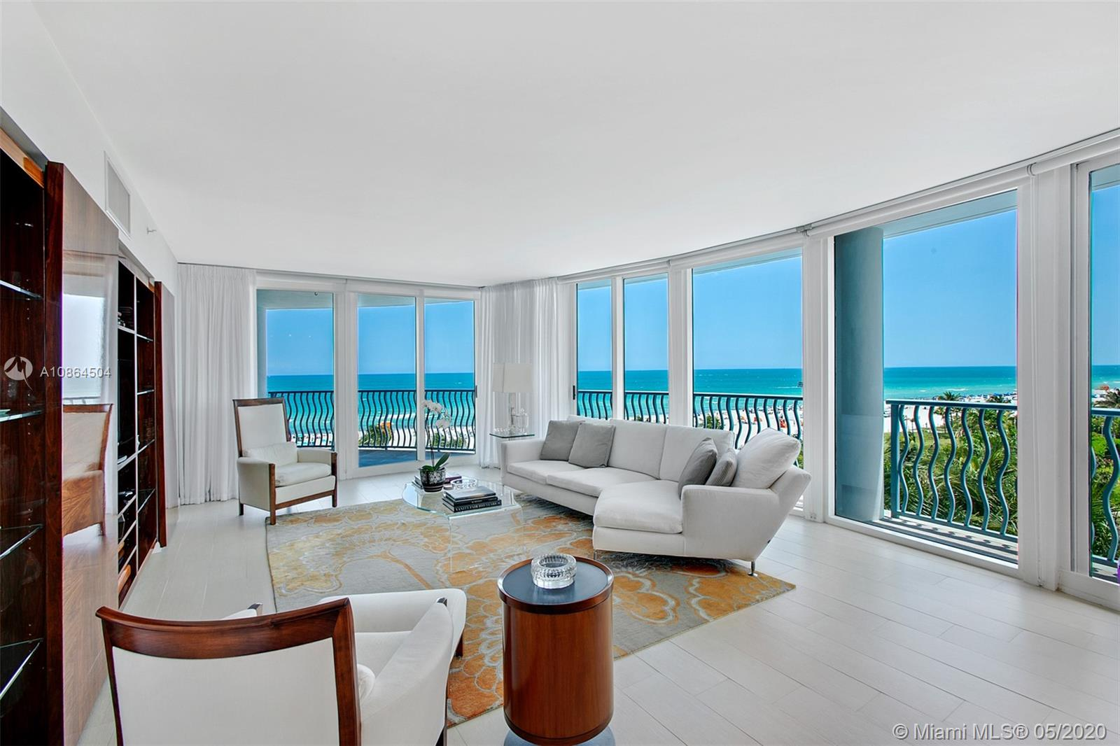 1500  Ocean Dr #602 For Sale A10864504, FL