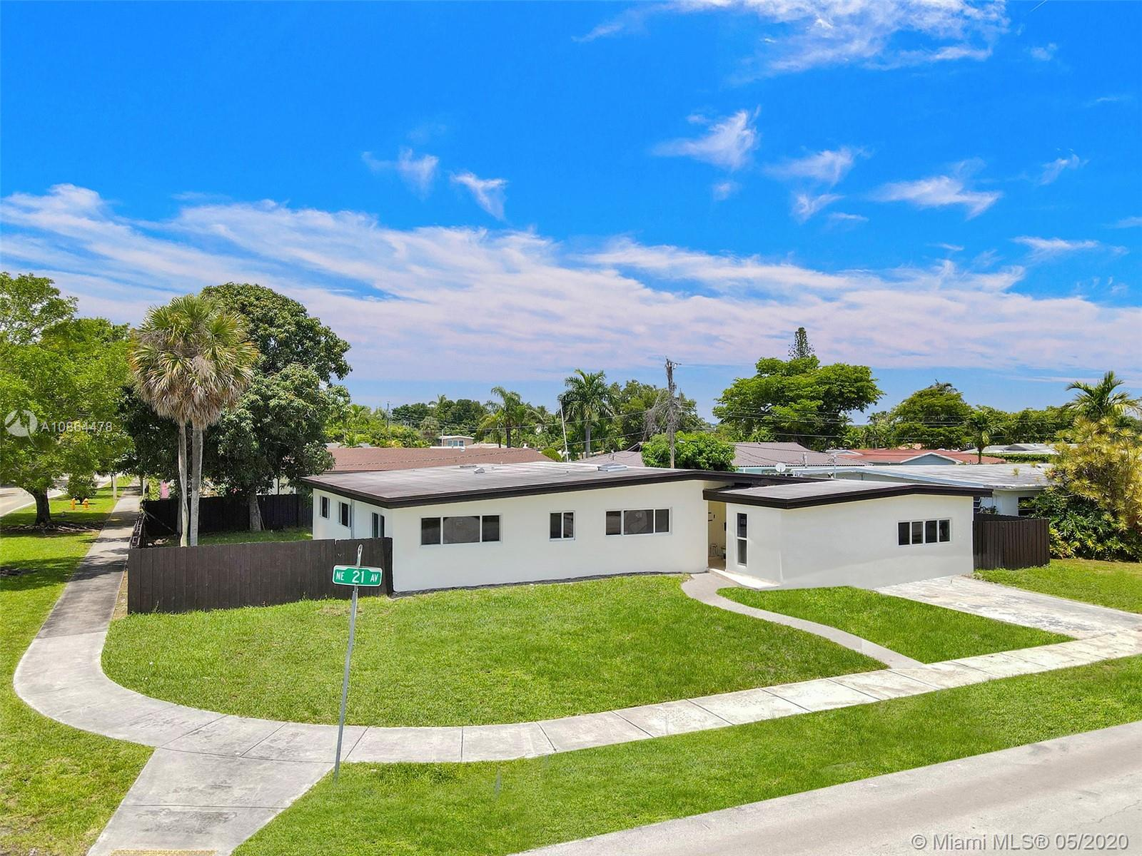 19900 NE 21st Ave  For Sale A10864478, FL