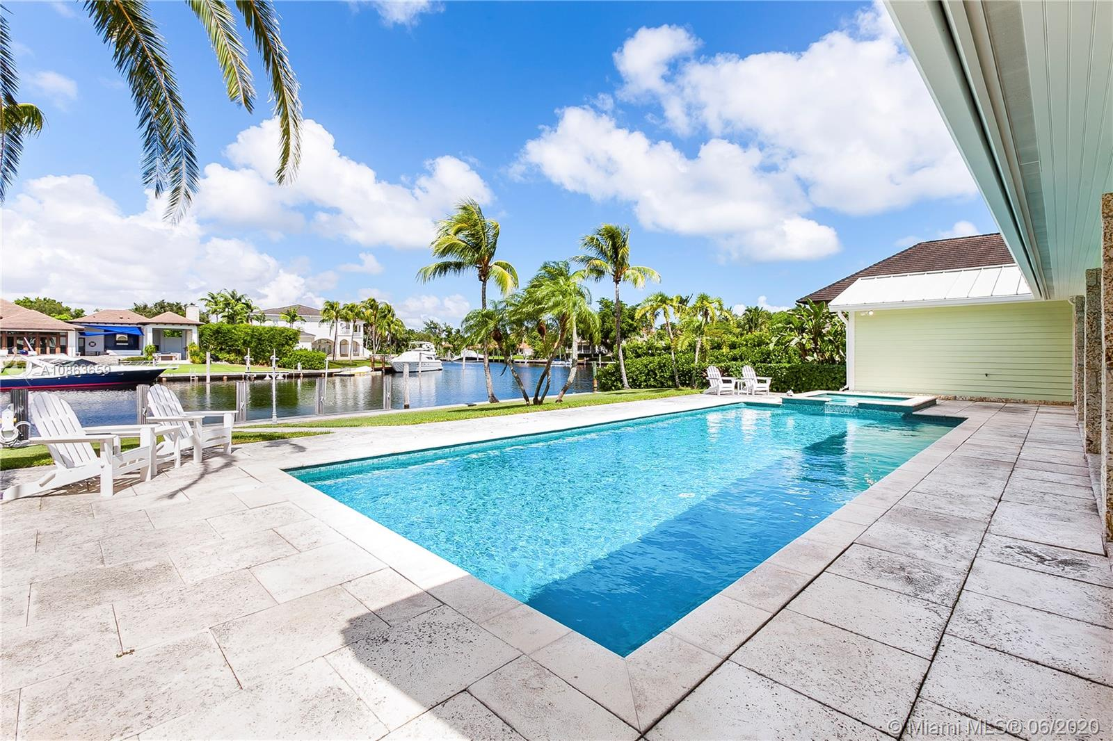 Rare opportunity to buy 22,750 SF of prime Old Cutler Bay waterfront tailored to your timeline: Live effortlessly in this fully renovated, impeccably maintained 3,899 AdjSF Key West classic home w/metal roof, impact windows/doors & porcelain floors; or downsize into the airy, easily navigable 1-level to simplify your silver years. If bigger is better, go all-in w/inclusive custom site plans for a splendid 7,229 SF Tropical Modern residence designed by esteemed Architect Giorgio Balli. Whichever lifestyle suits, wake up to tranquil water vistas along 144 ft of sweeping frontage anchored by a 15,000-lb lift. Biscayne Bay is just around the bend w/no bridges. Intimate, highly coveted Old Cutler Bay boasts 24-hr guard gate, roving patrol, near proximity to top-tier schools & world-class parks.