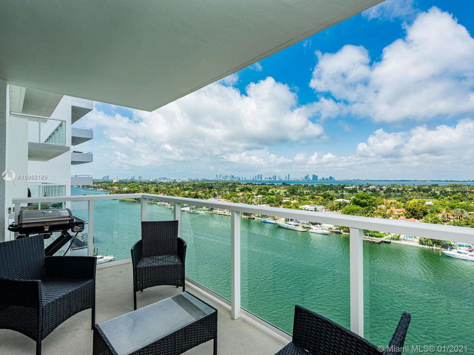 5750  Collins Ave #14C For Sale A10862189, FL