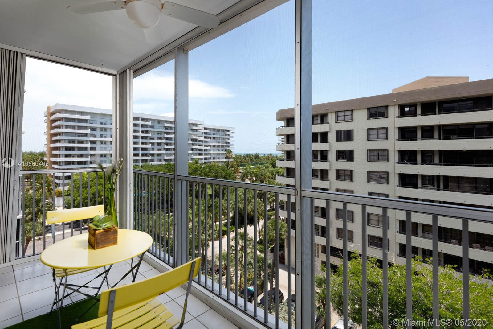 150  Ocean Lane Dr #7G For Sale A10860409, FL