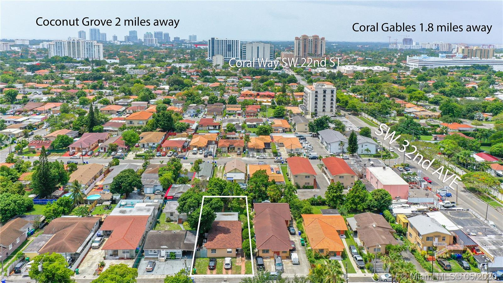 3156 SW 16th Ter  For Sale A10863749, FL