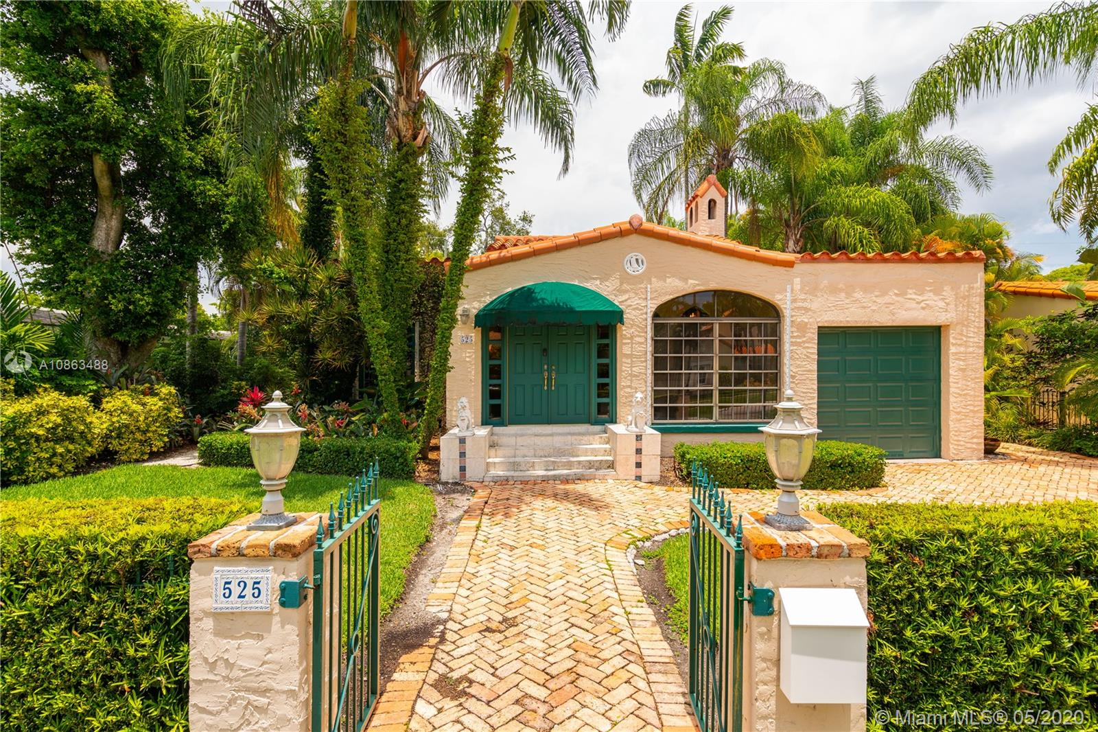 525  Altara Ave  For Sale A10863488, FL