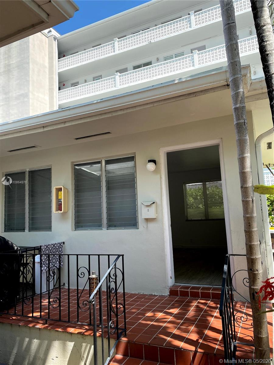 1610  West Ave #1 For Sale A10864976, FL