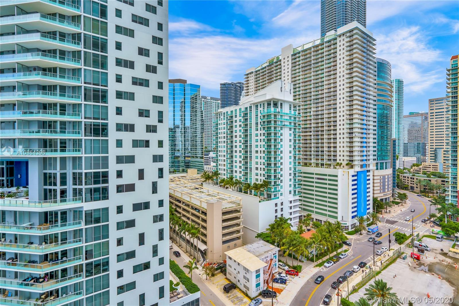 1331  Brickell Bay Dr #1606 For Sale A10864396, FL