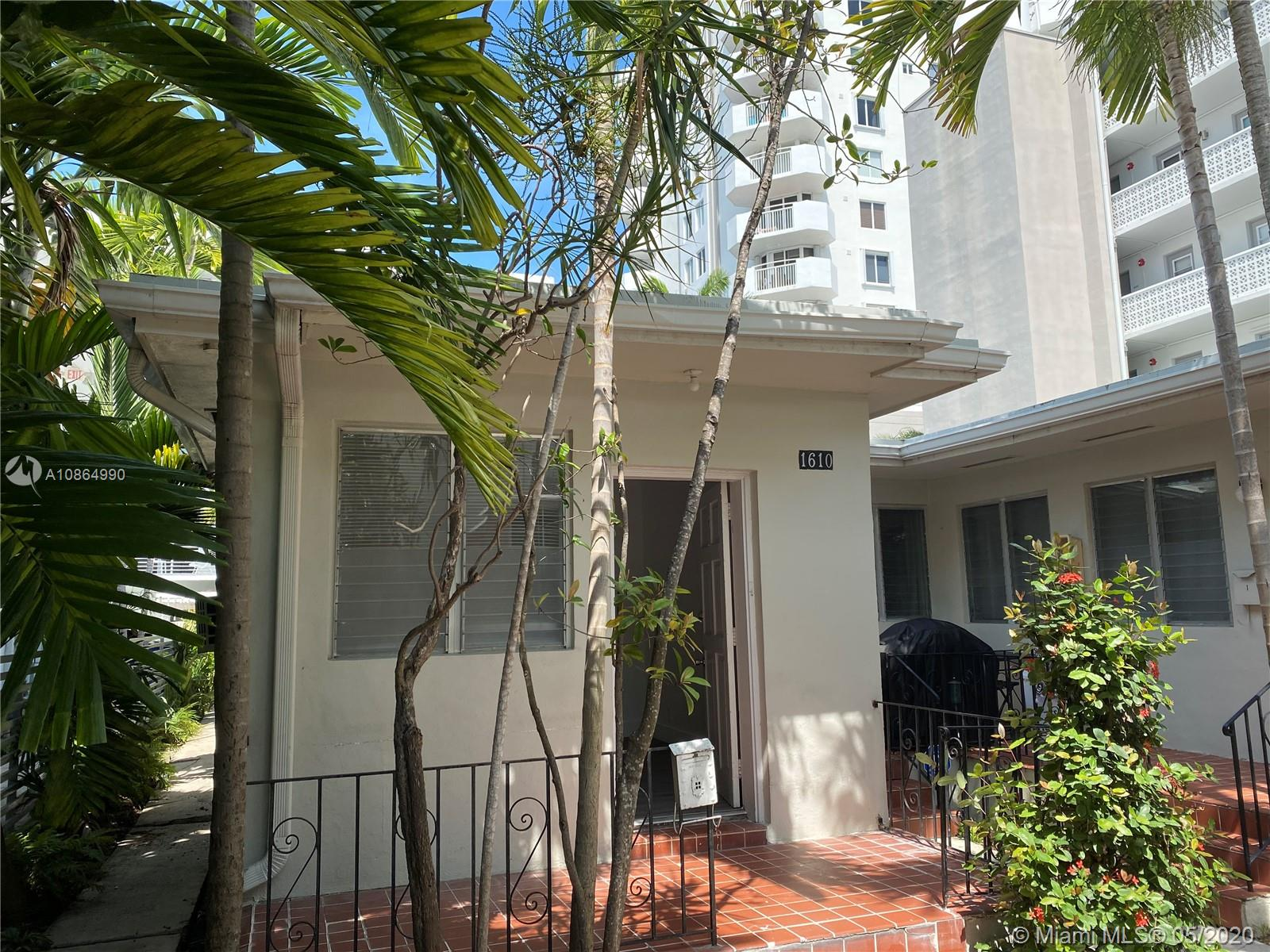 1610  West Ave #3 For Sale A10864990, FL