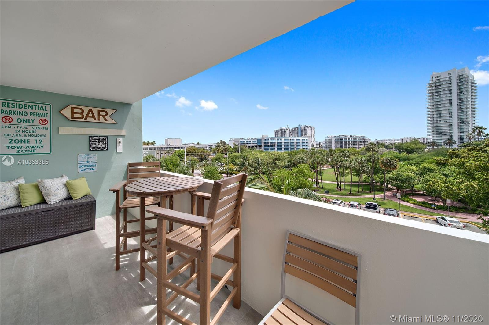 5  Island Ave #4H For Sale A10863385, FL