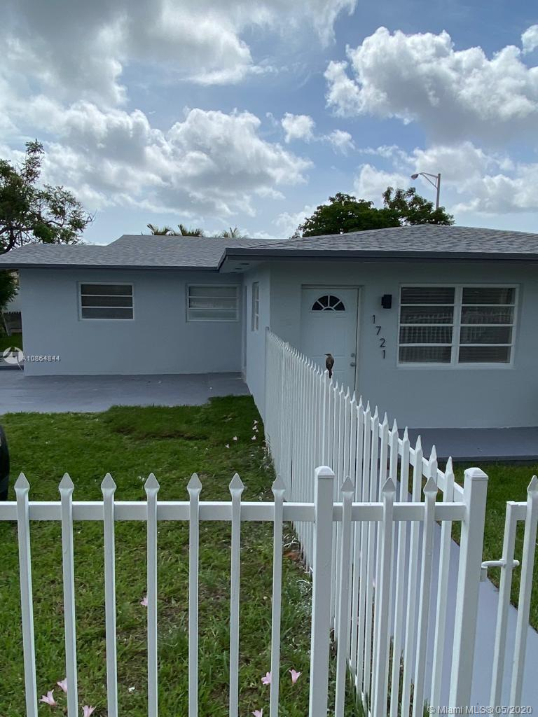 1721 NW 22nd Ct  For Sale A10864844, FL