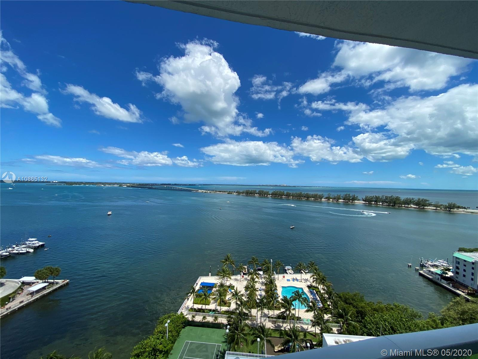 2101  Brickell Ave #1506 For Sale A10865132, FL
