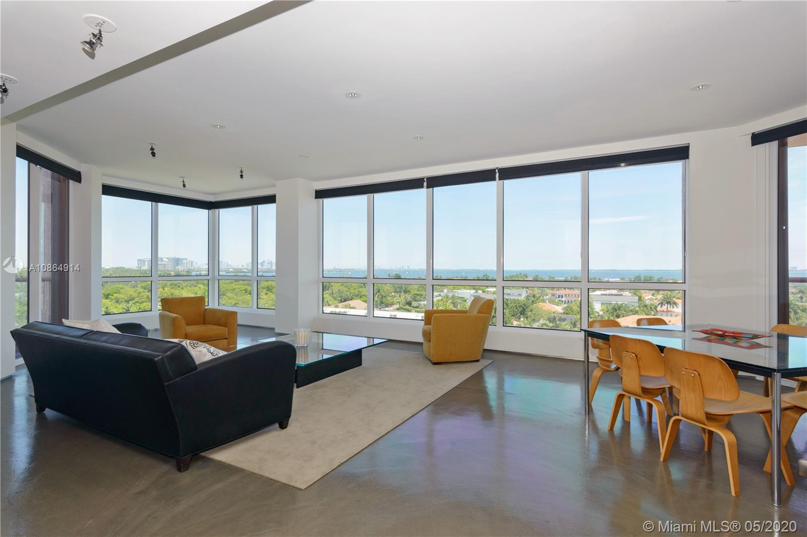 10  Edgewater Dr #8G For Sale A10864914, FL