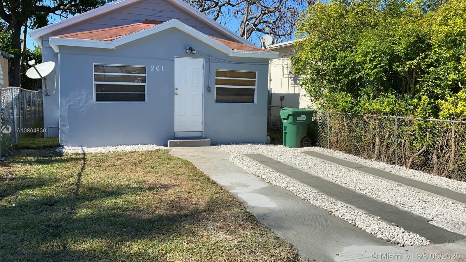 261 NW 80th St  For Sale A10864830, FL