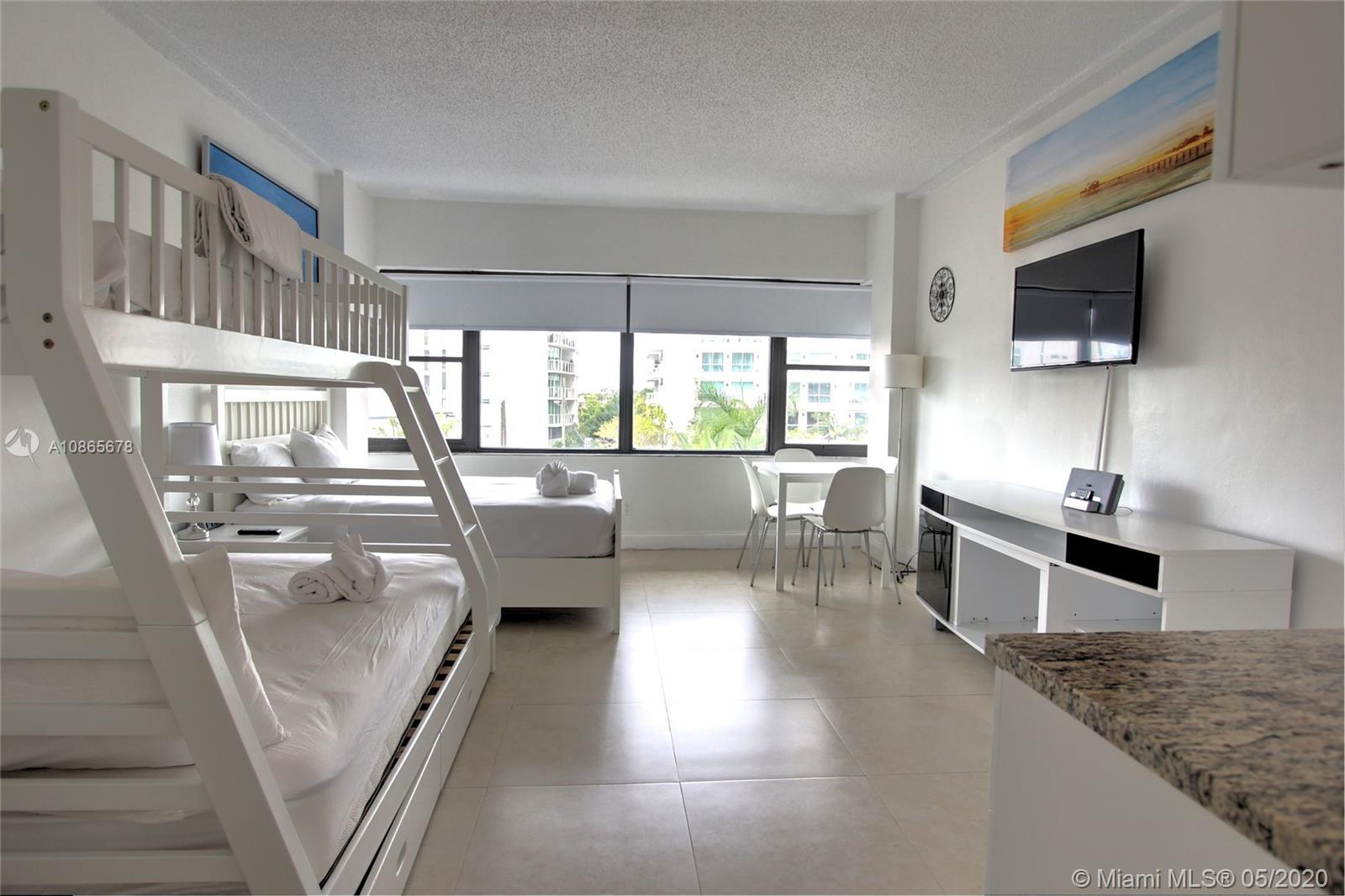 6345  Collins Ave #419 For Sale A10865678, FL
