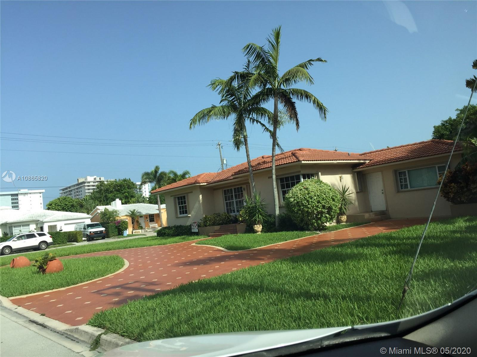 500  93rd St  For Sale A10865820, FL