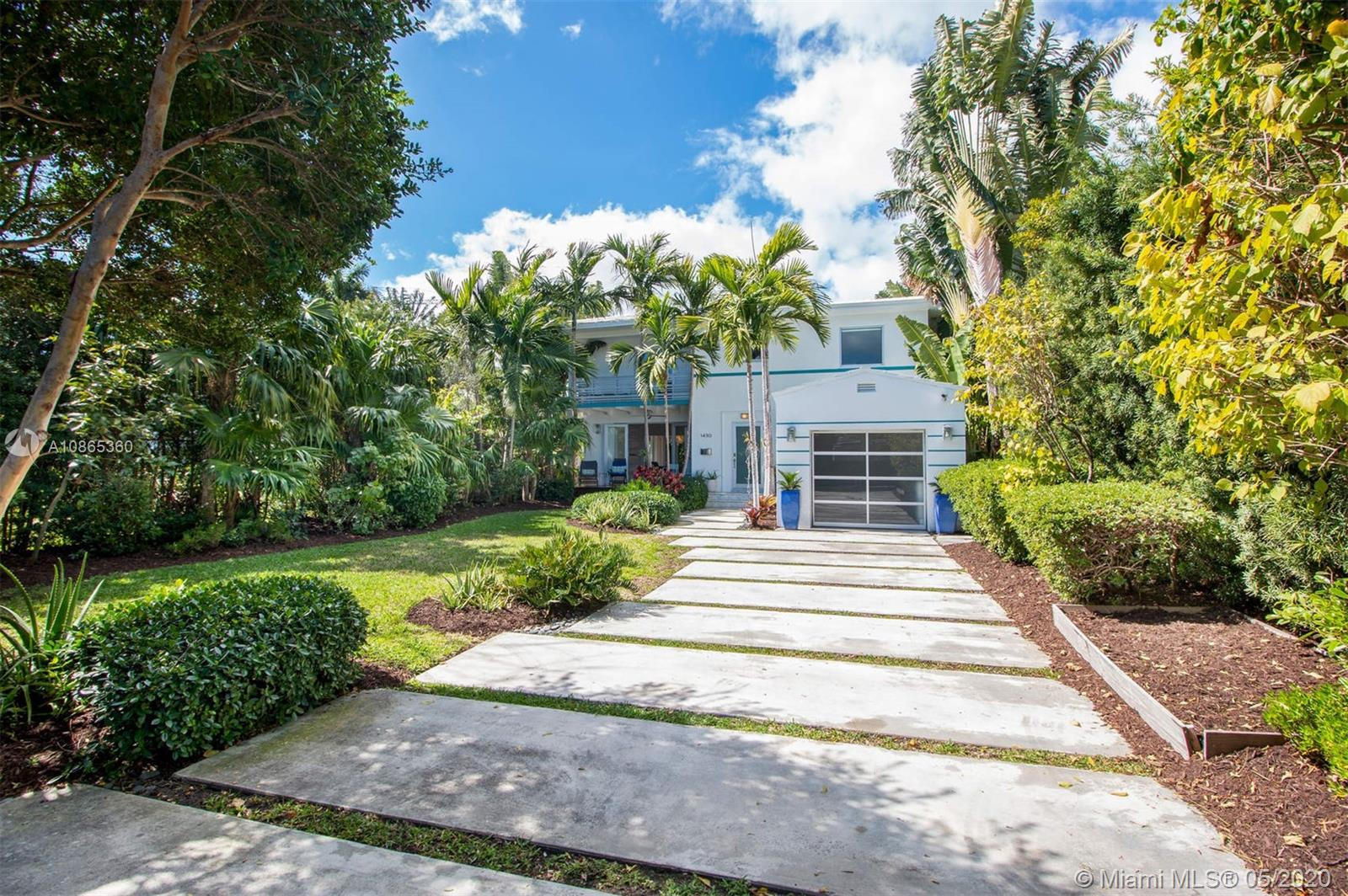 1430  Lenox Ave  For Sale A10865360, FL