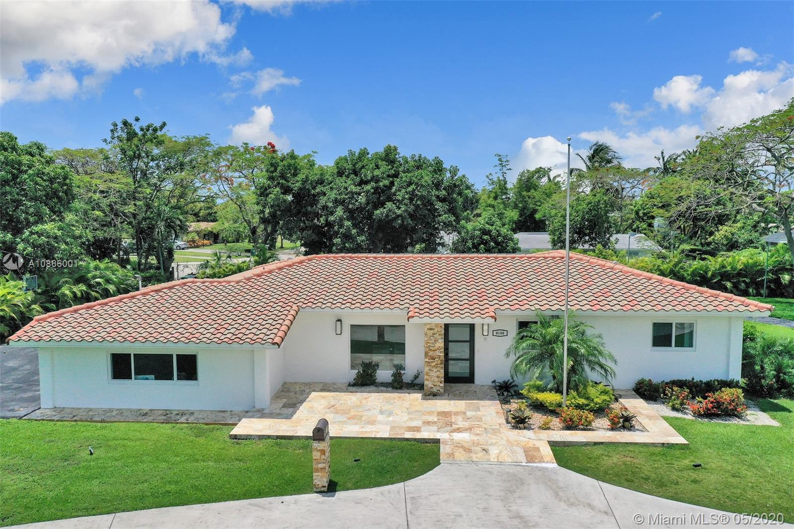 9100 SW 174th St  For Sale A10866001, FL