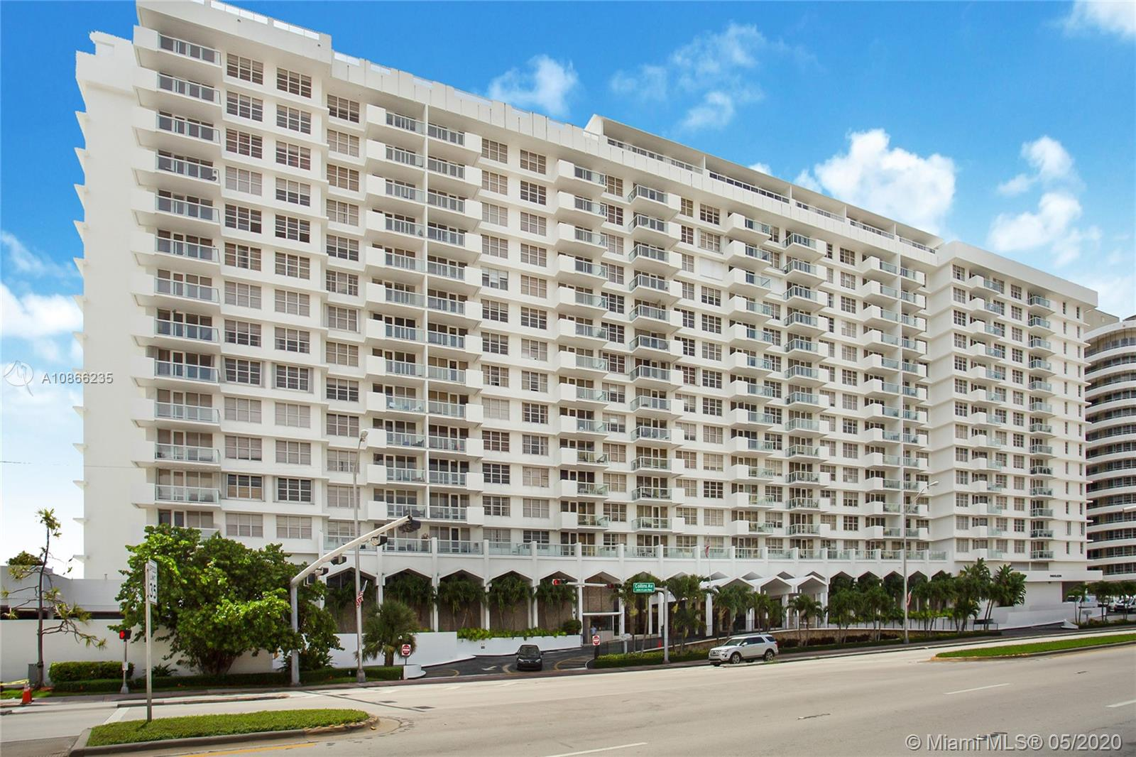 5601  Collins Ave #1512A For Sale A10866235, FL