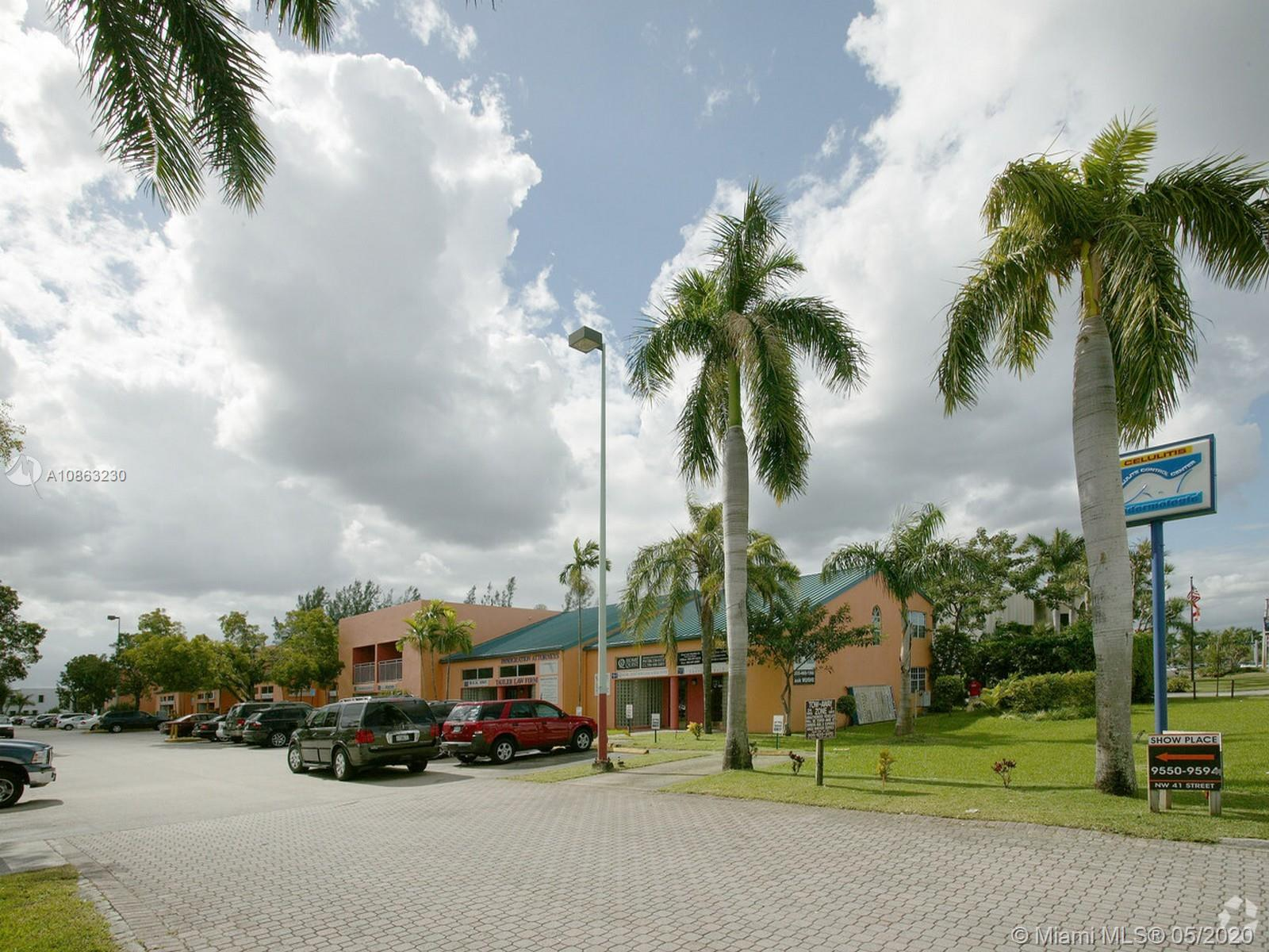 9550 NW 41st St #9550 For Sale A10863230, FL
