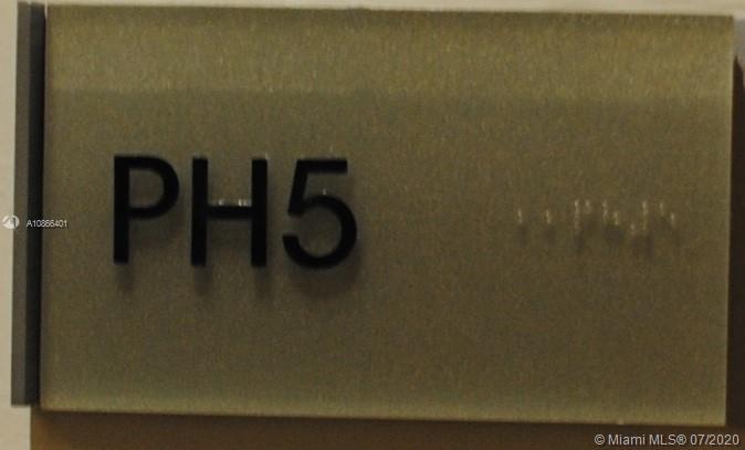 3301 NE 1st Ave #PH-5 For Sale A10866401, FL