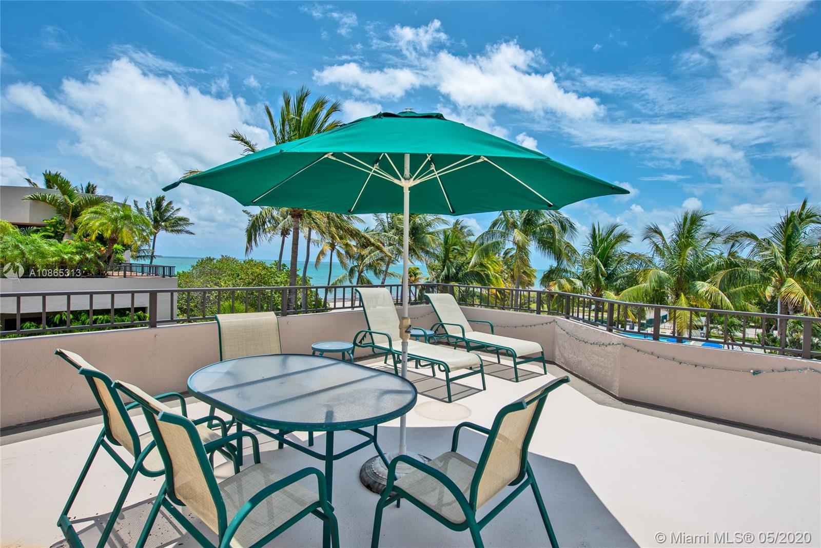 201  Crandon Blvd #TH-171 For Sale A10865313, FL