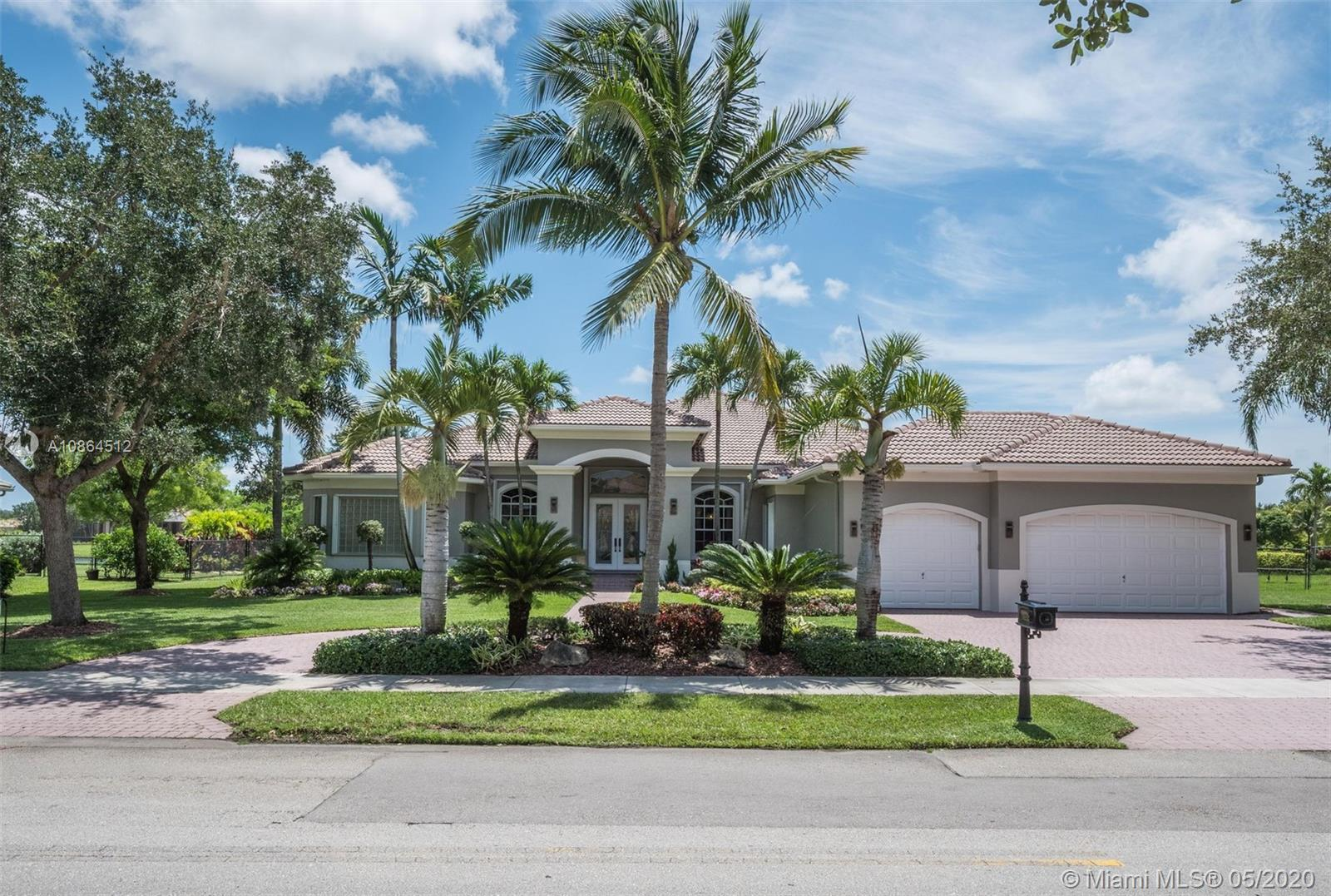 4152 SW 137th Ave  For Sale A10864512, FL