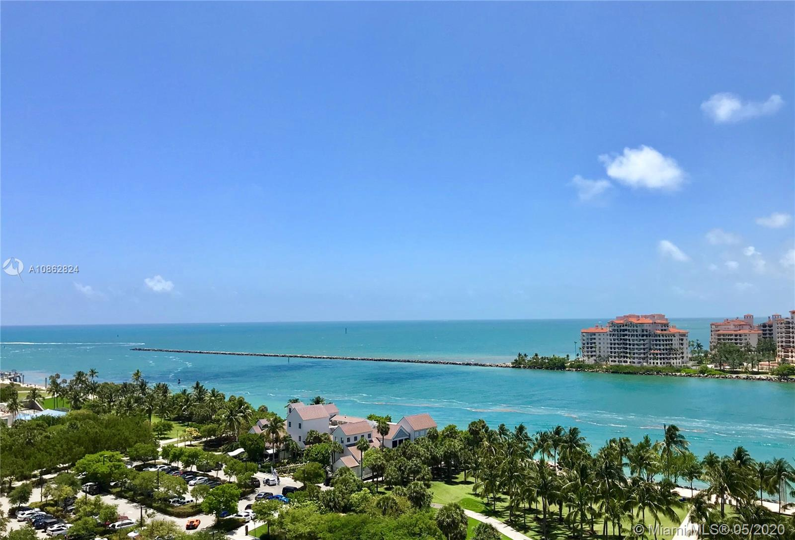 300 S Pointe Dr #1401/2 For Sale A10862824, FL