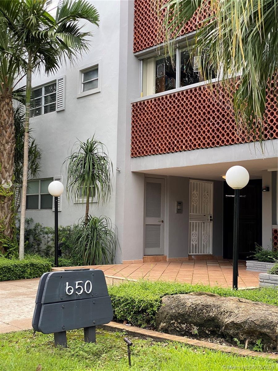650  Coral Way #206 For Sale A10866726, FL