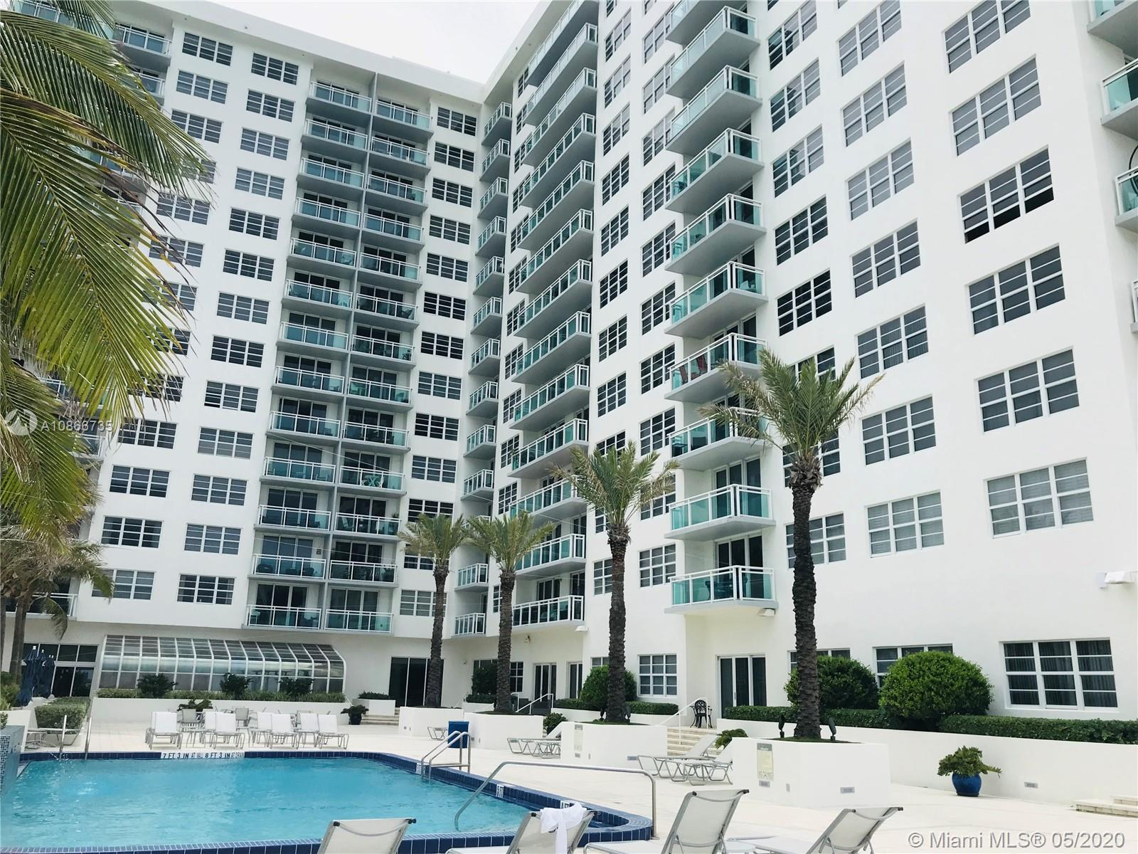6917  COLLINS AV #506 For Sale A10866735, FL