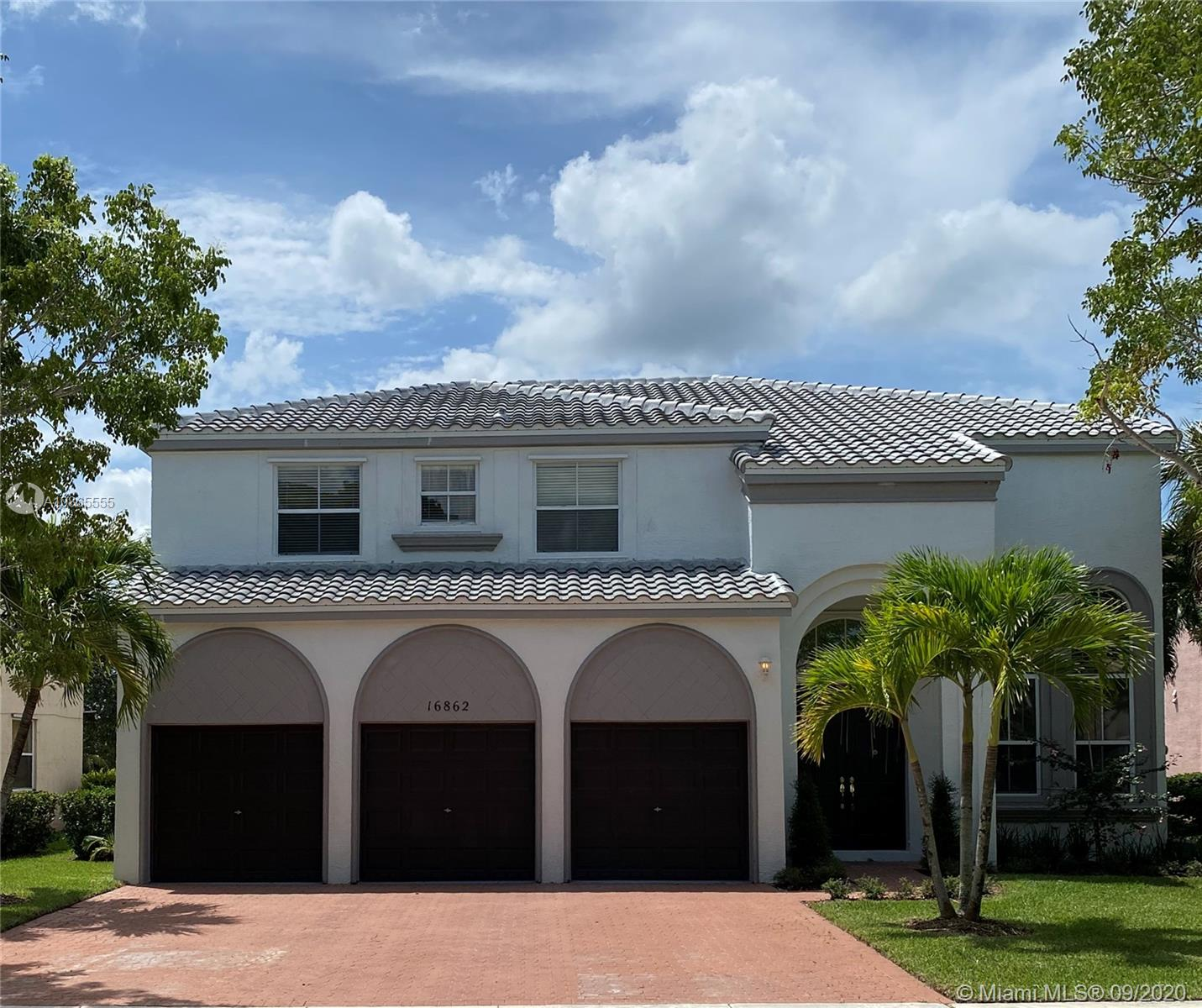 16862 SW 50th Street  For Sale A10865555, FL