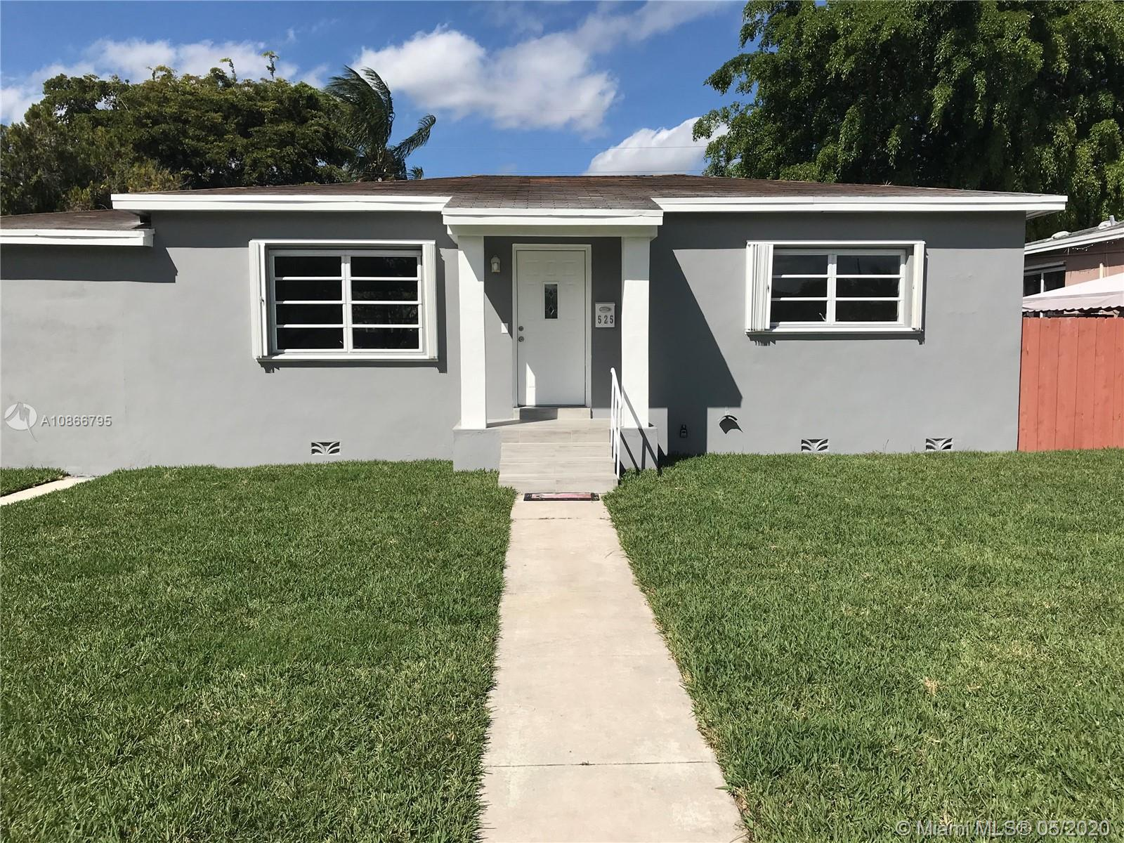 525 NW 134th St  For Sale A10866795, FL