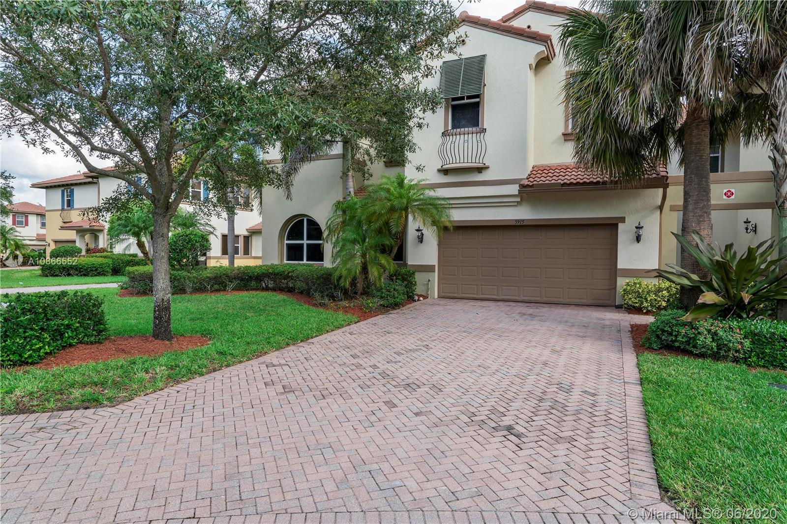 Live in a Prestigious Gated Community right on the boarder of North Coral Springs- Parkland! Most popular model and rarely on market! Close to all the action! Welcome to Heron Preserve located outside the south Heron Bay gate and walking distance to Publix plaza. Best location in CUL-D-SAC and only one available for a quick close!  Tastefully upgraded with Impact windows, granite counters, upgraded appliances,  hard woof floors, new ac and more! 4th bedroom is located off the master and makes for a great office, nursery or gym and ideal for today's world. Excellent Schools and North of Sawgrass Expressway.  Priced to Sell Fast and will not last long! Call listing agent foe details.  HOA covers Lawn, building exterior, Roof Repairs, Security and also includes pool, clubhouse and gym.