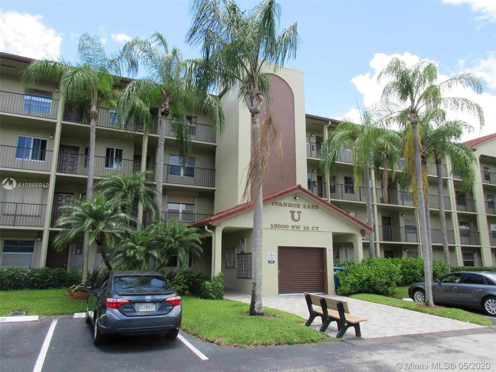 13000 SW 15th Ct #407U For Sale A10866848, FL
