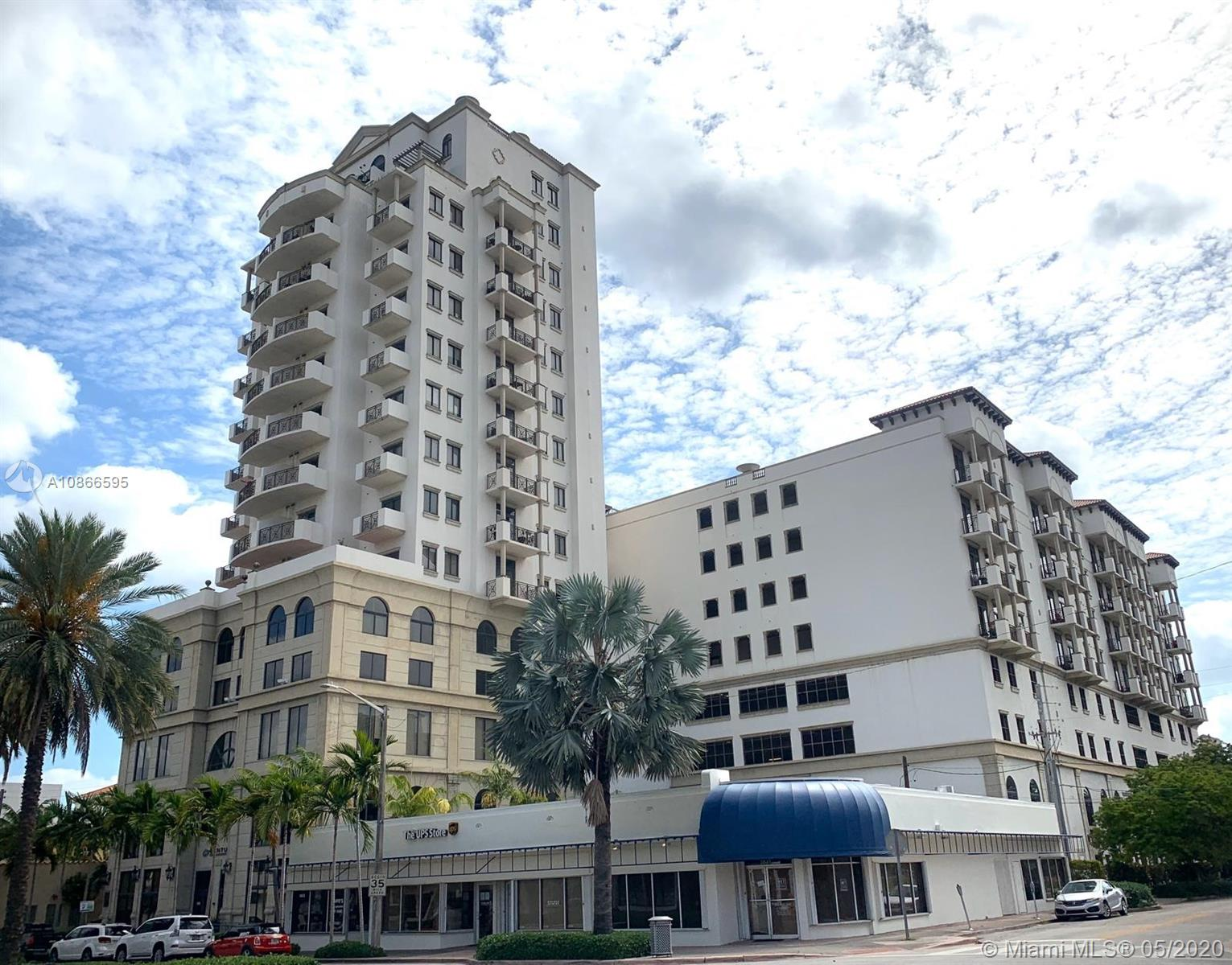 1805  Ponce De Leon Blvd #733 For Sale A10866595, FL