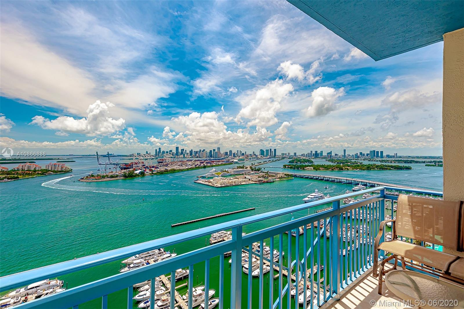 90  Alton Rd #3110 For Sale A10866886, FL