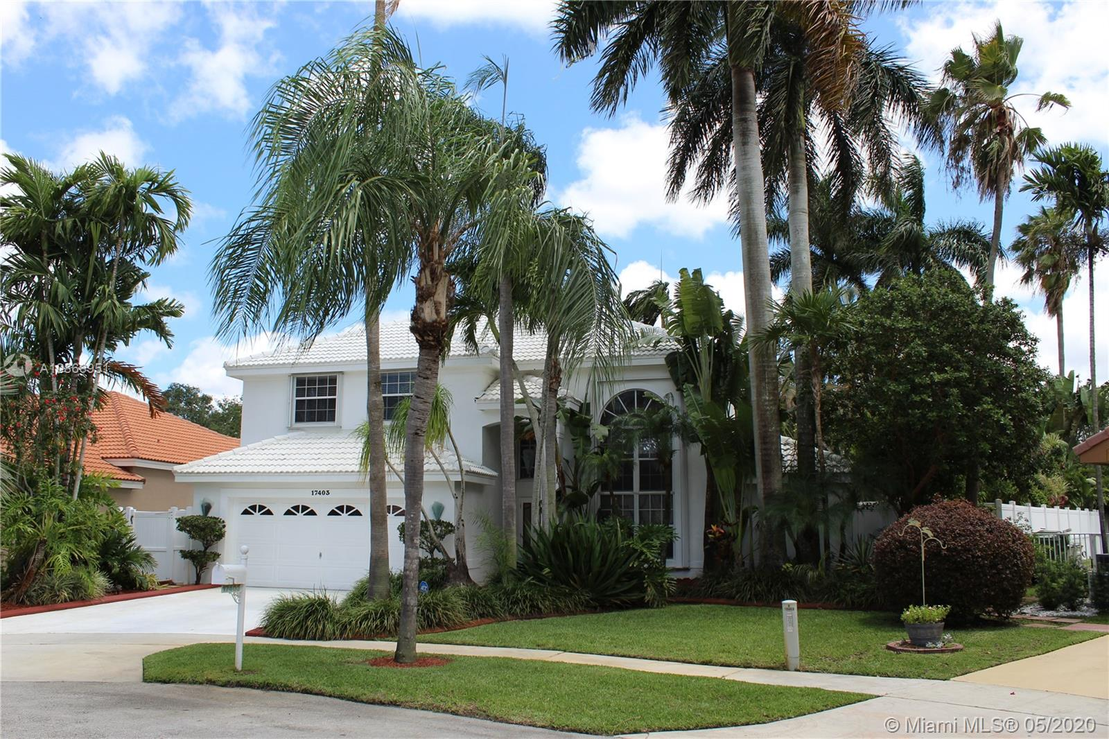 17403 NW 8th St  For Sale A10866951, FL