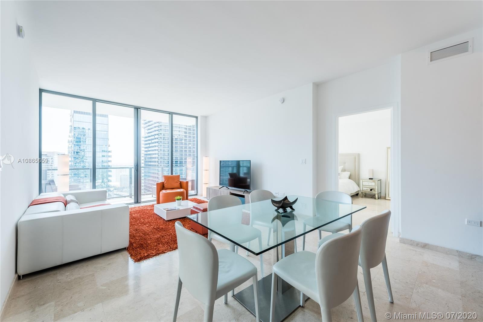 88 SW 7th St #3403 For Sale A10865659, FL