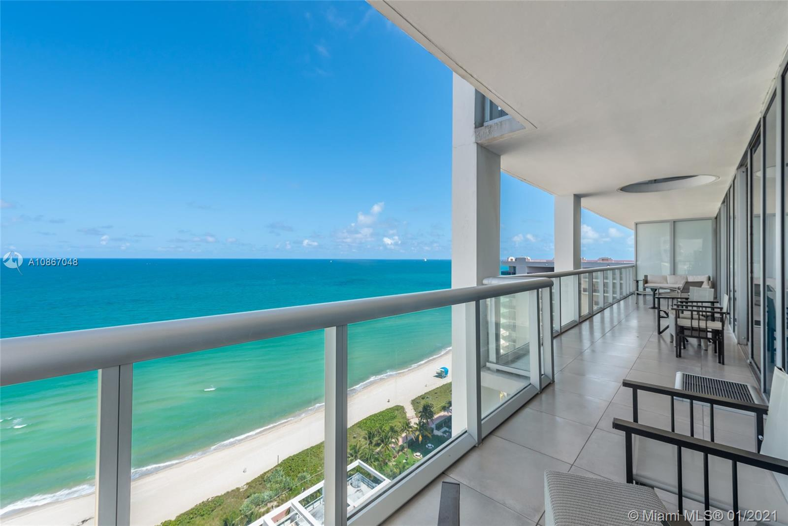 6799  Collins Ave #LPH01 & 2 For Sale A10867048, FL