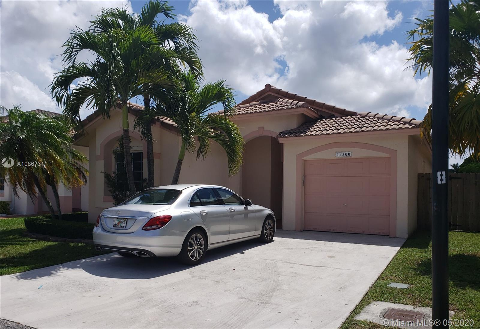 14300 SW 151st Ct  For Sale A10867311, FL