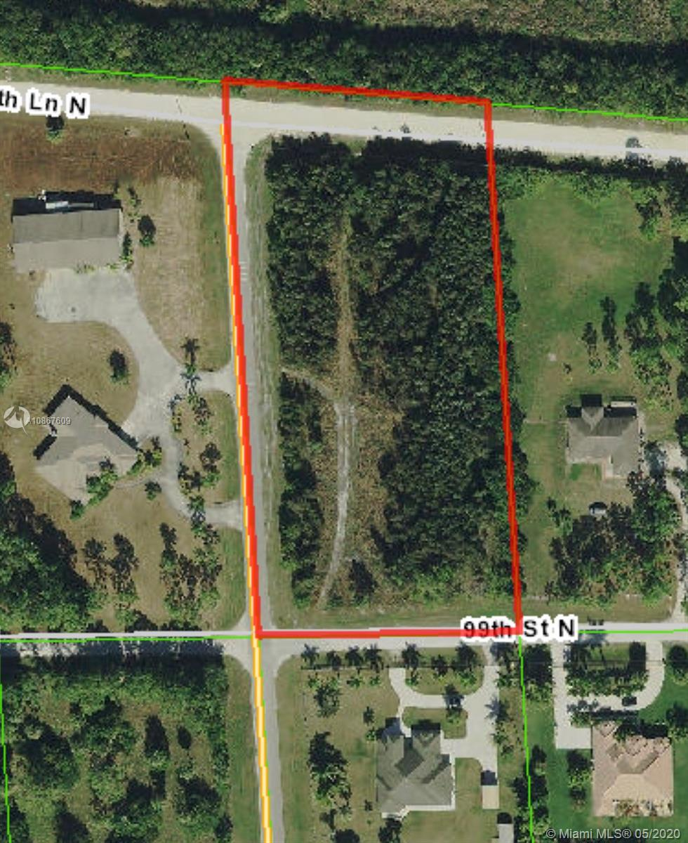 99th Street North  For Sale A10867609, FL