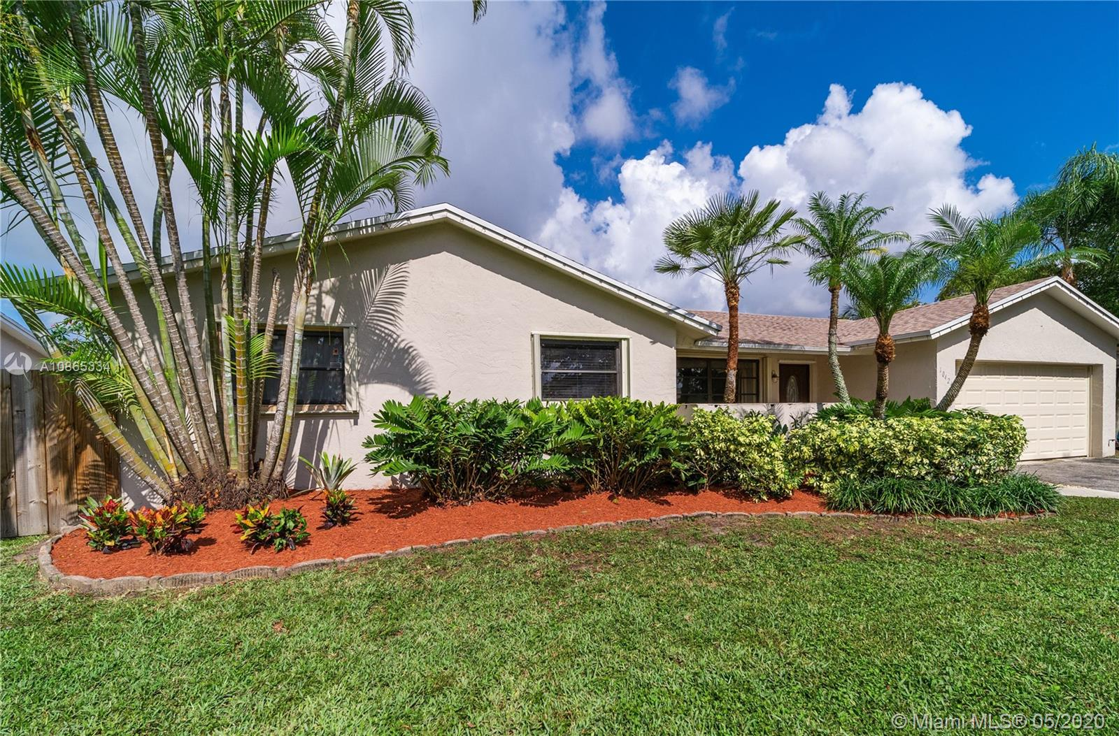 10424 SW 142nd Ct  For Sale A10865334, FL