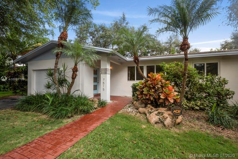 7515 SW 167 St  For Sale A10867769, FL