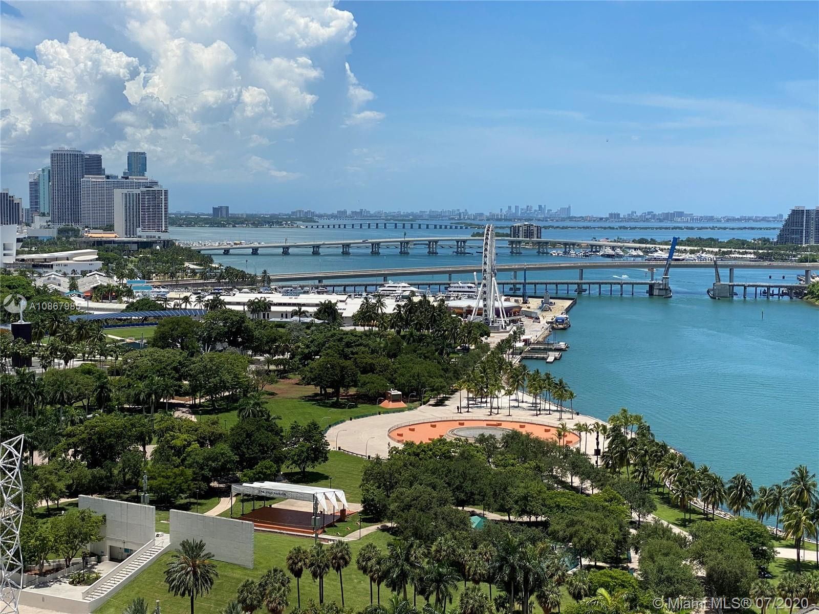 325 S Biscayne Blvd #2214 For Sale A10867985, FL
