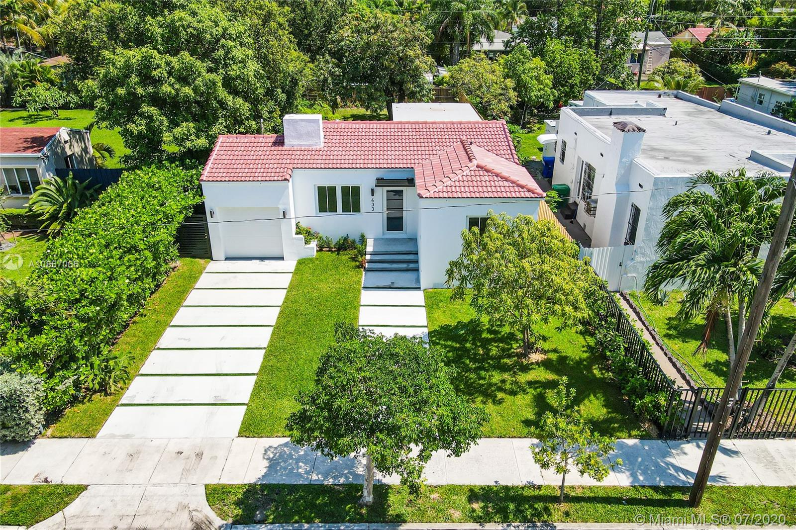 433 NE 72nd St  For Sale A10867066, FL